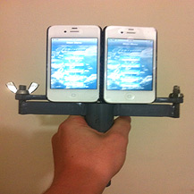 Picture of 3D Stereo Reconstruction Using iPhone Devices