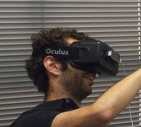 Picture of Guliver - Realtime head positioning and tracking