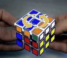 Picture of Rubik's Solver