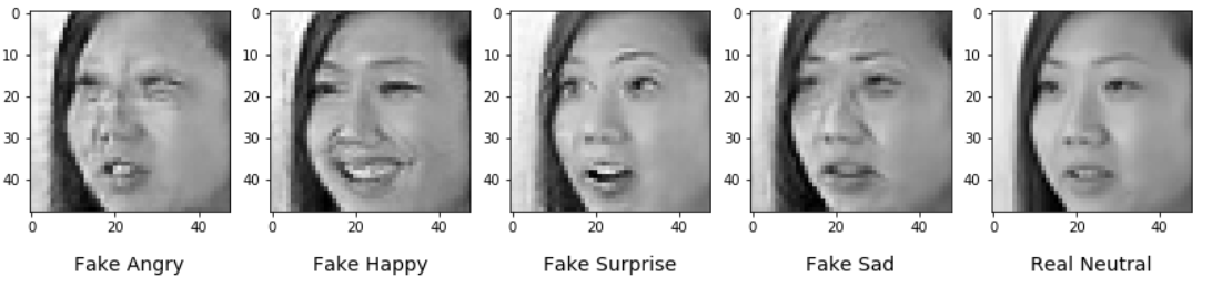 Project Facial Expression Generation using GANs Picture 2