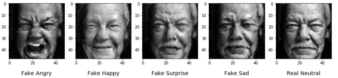 Project Facial Expression Generation using GANs Picture 4