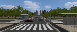 Project Perlin City - Procedural 3D City Generation Project Picture 2