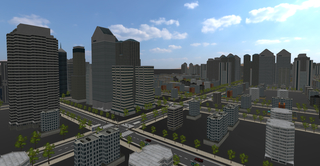 Project Perlin City - Procedural 3D City Generation Project Picture 3