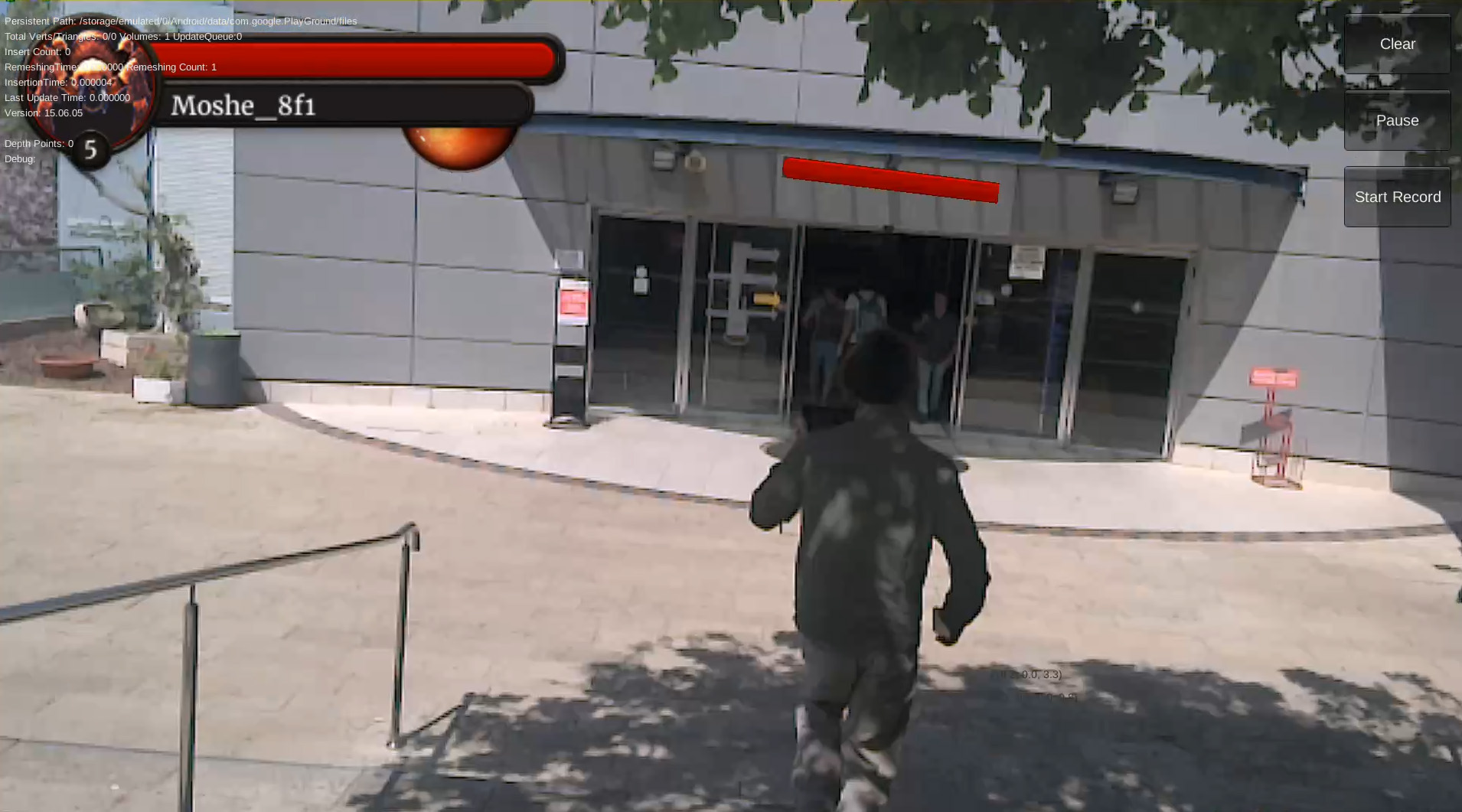 Project Multi AR - Real-Time Augmented Reality Multiplayer Picture 5