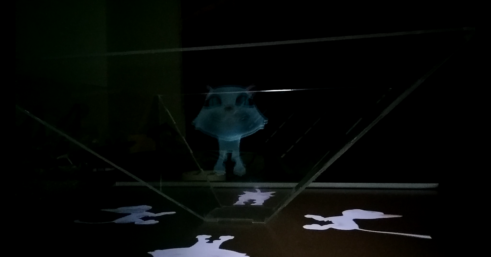 Project Prism Hologram Picture 1