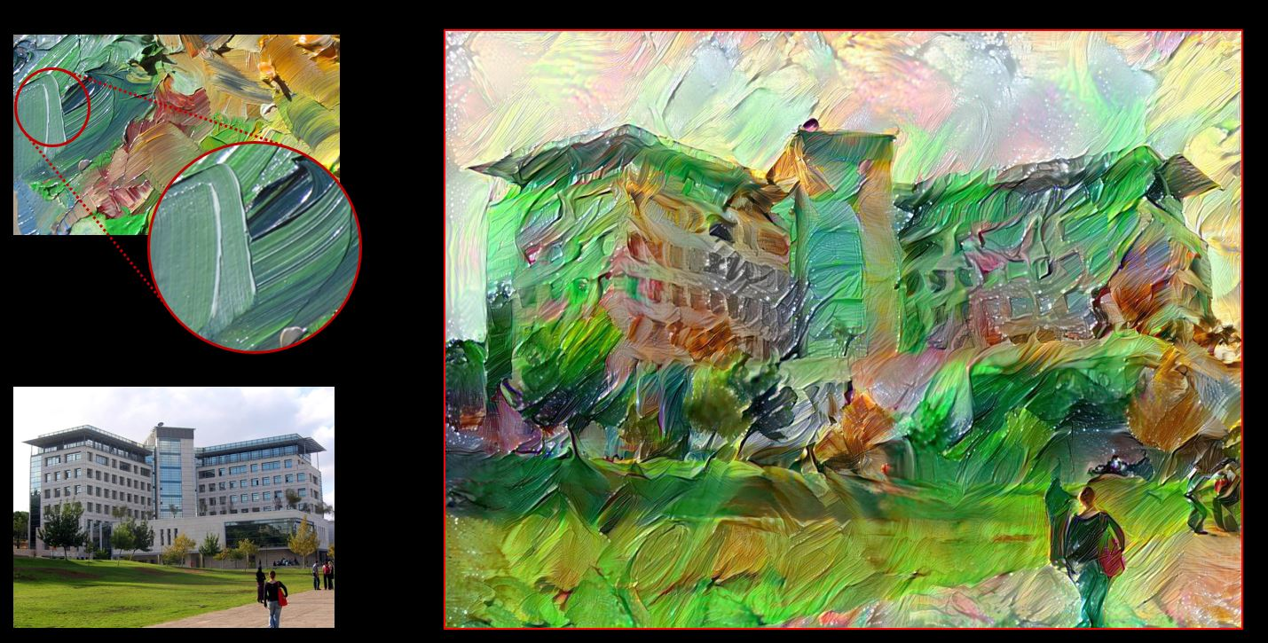 Project Next Generation Image Style Transfer via CNN Picture 5