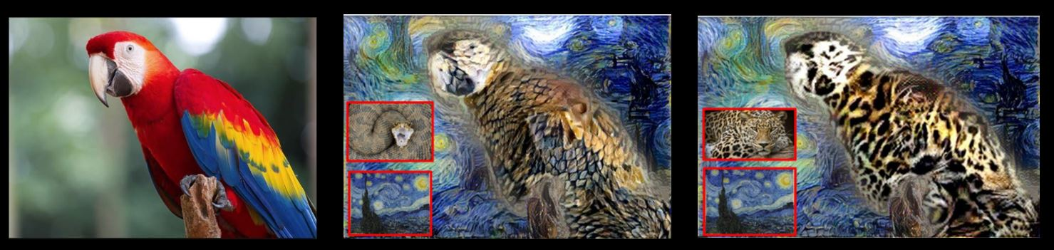 Project Next Generation Image Style Transfer via CNN Picture 6