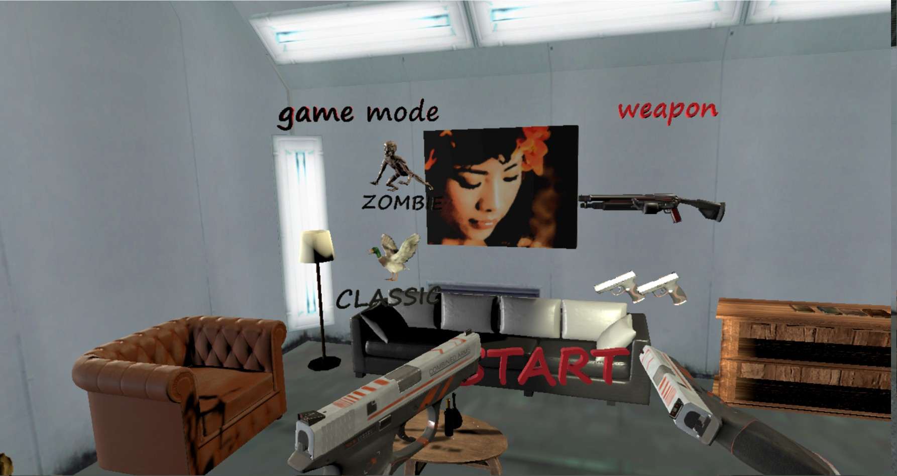 Project VR Duck Hunt Picture 2